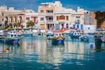 Port à Malte