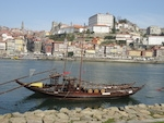 Embarcation sur le Douro