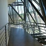 Intérieur du musée Guggenheim