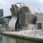 Musée Guggenheim au bord de mer