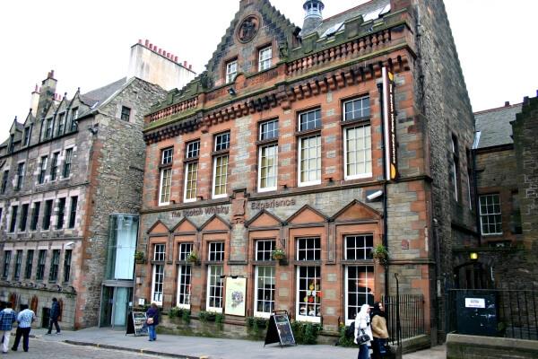 Scotch Whisky Experience à Edimbourg