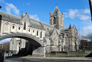Christ Church Cathedral de Dublin
