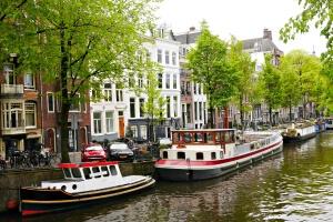 Amsterdam aux Pays-Bas