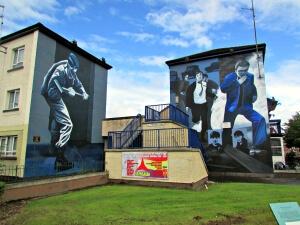 Mur à Bogside