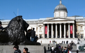 La National Gallery de Londres