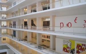 Musée d'art moderne et contemporain au palais Veletrzni