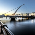 Pont Samuel Beckett, Dublin