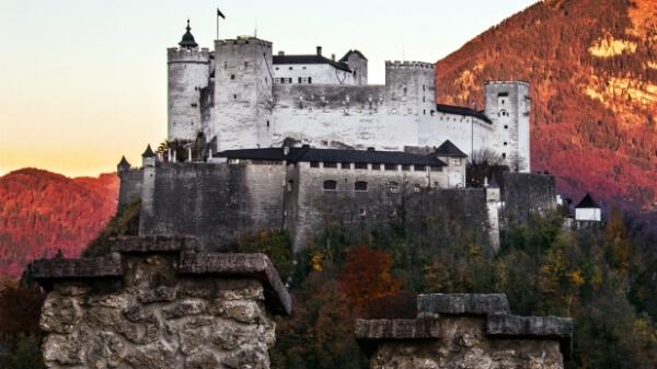 Forteresse de Salzbourg