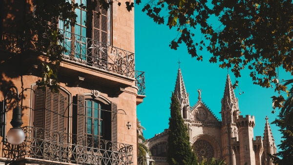 Architecture de Majorque