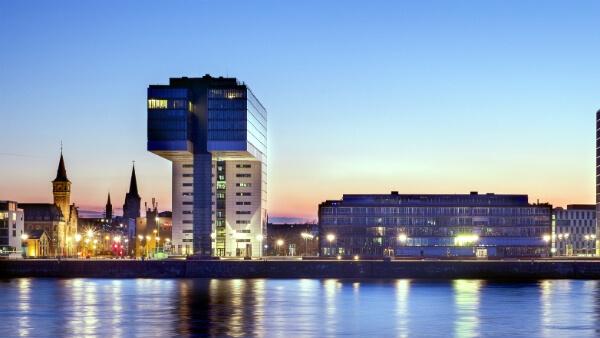 Immeubles de Cologne