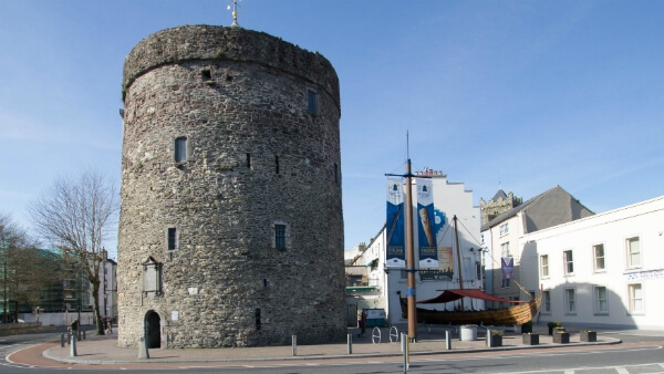 Reginald's Tower, Waterford