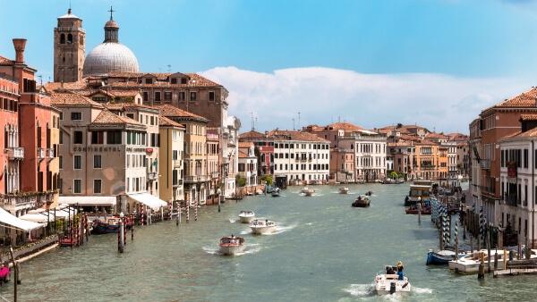 Perdu dans Venise