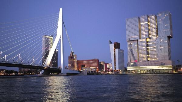 Séjour technique à Rotterdam