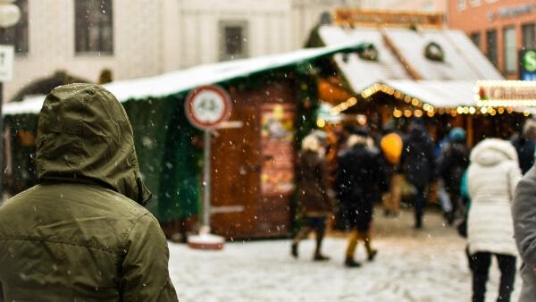 Christkindlmarkt, Munich