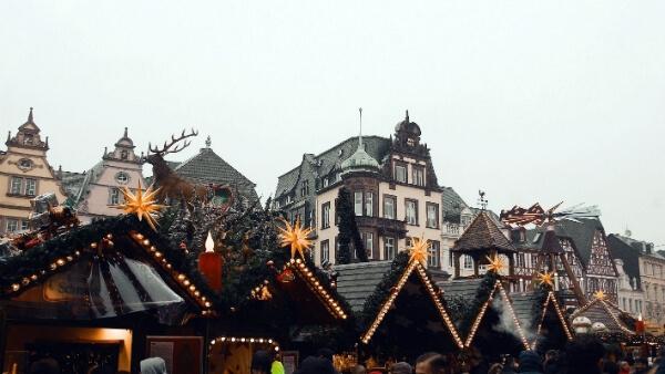 Marché de Noël, Trèves