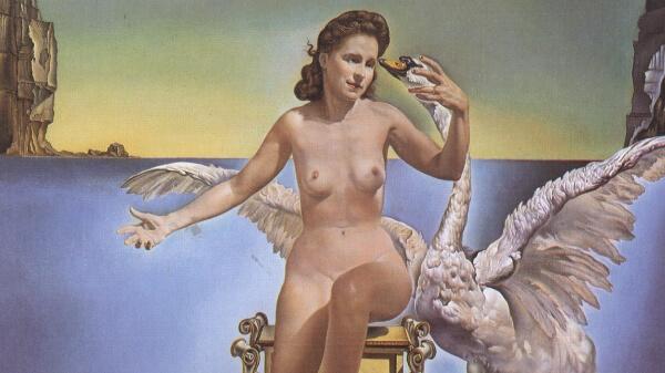 Leda atómica, Salvador Dalí (1949)