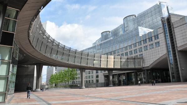 Parlement européen, Bruxelles