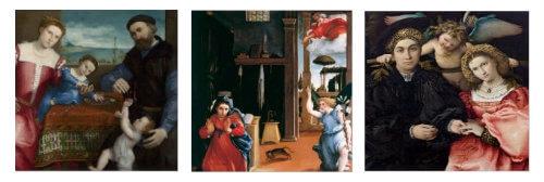 Peintures Lorenzo Lotto