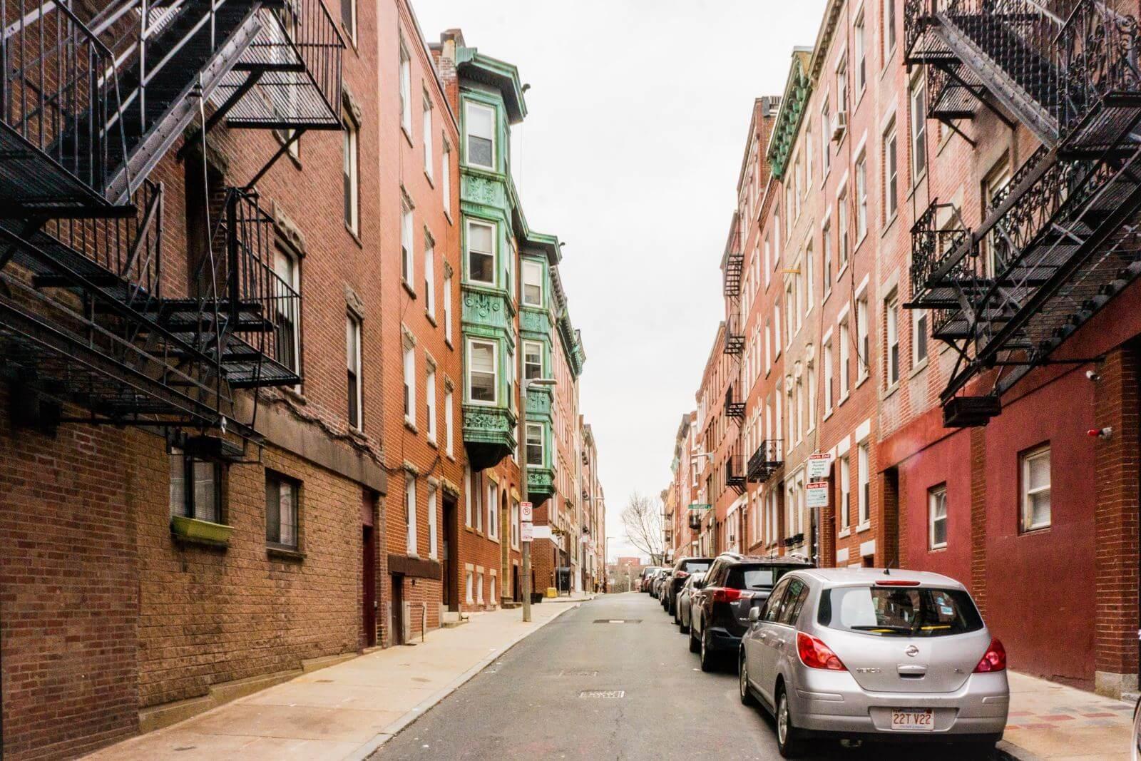 Architecture Boston