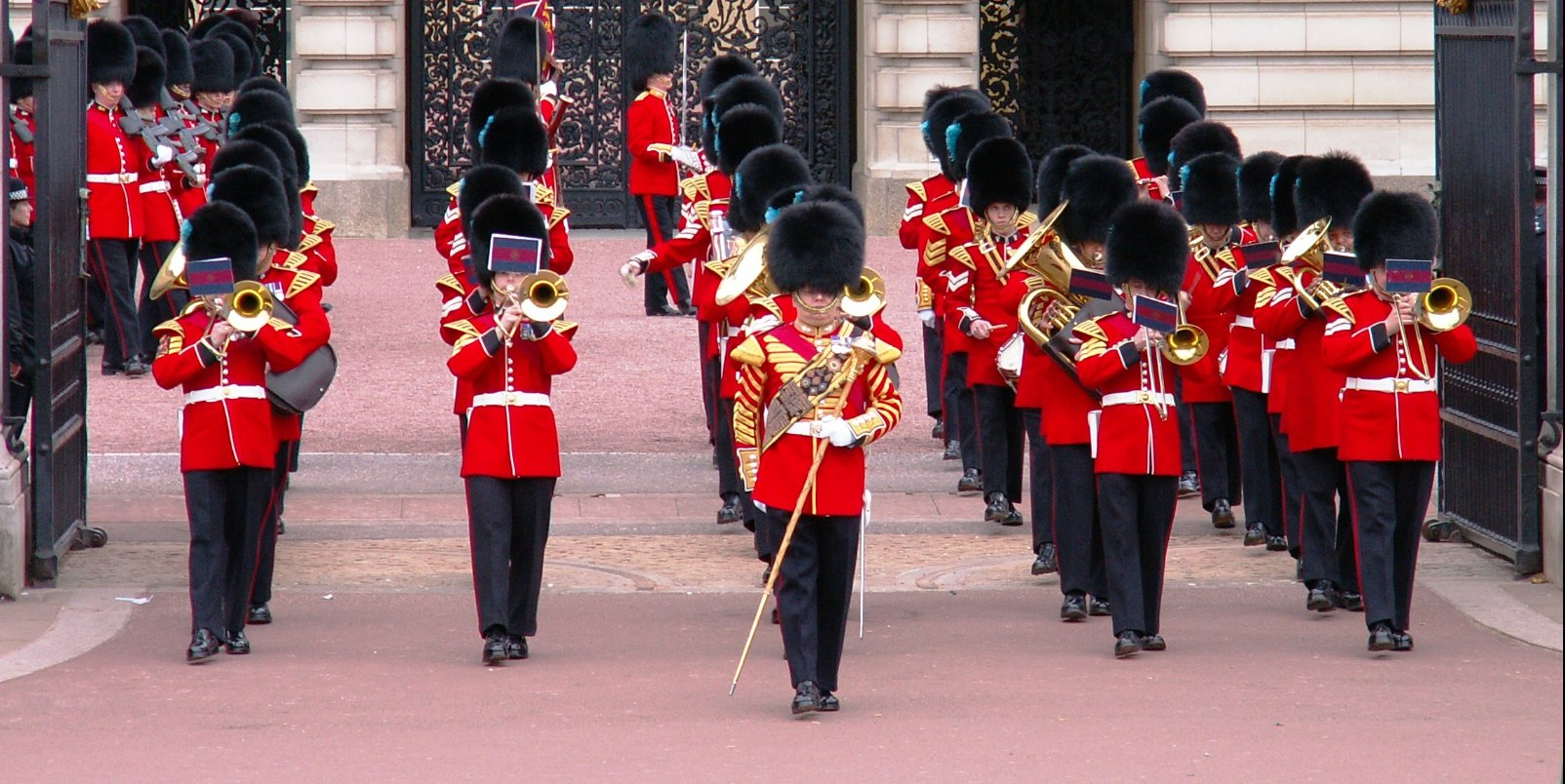 The Parade - London