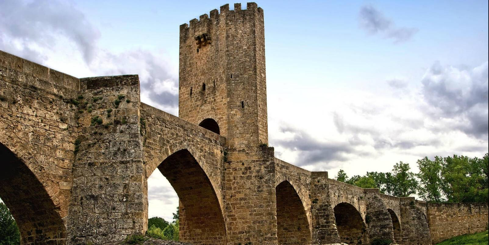 Medieval Bridge - Frias