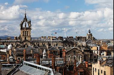Destination Edimbourg -