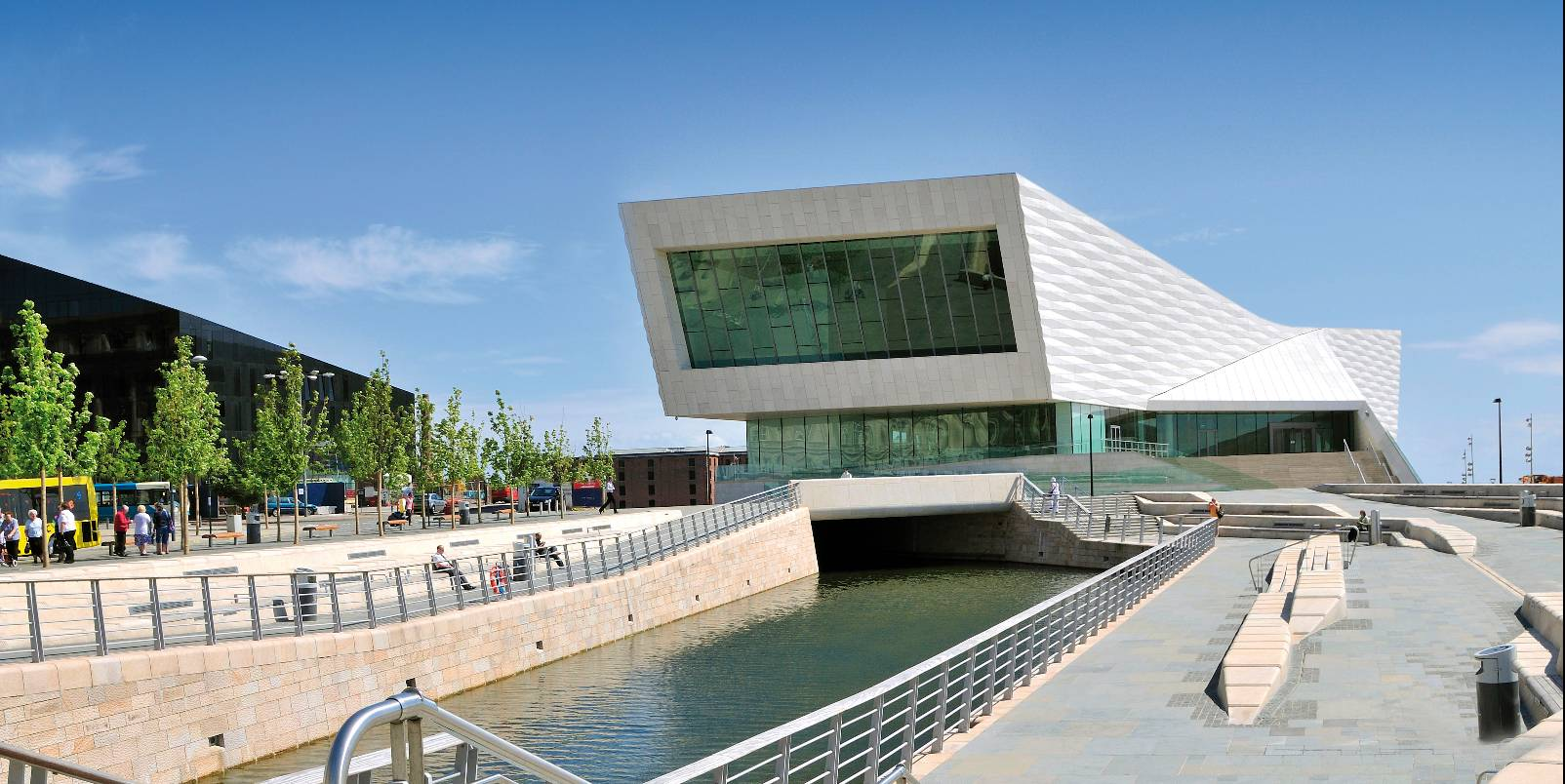Museum of Liverpool Exterior,