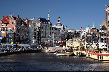Destination Amsterdam -