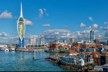 Destination Portsmouth et la New Forest -
